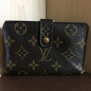 ルイヴィトン(LOUIS VUITTON)のルイヴィトン モノグラムお財布 (折り財布)