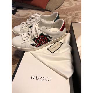 グッチ(Gucci)のGUCCI スニーカー!24.5センチ 値段交渉あり(スニーカー)