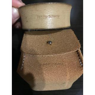 エンダースキーマ(Hender Scheme)の【送料無料】hender scheme leather bangle バングル(バングル/リストバンド)