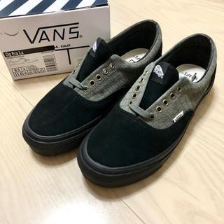 バンズボルト(VANS VAULT)の27.5cm vans vault WTAPS OG Era LX black(スニーカー)