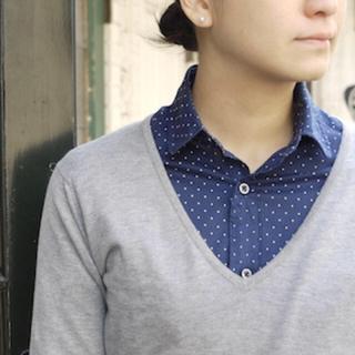 インディヴィジュアライズドシャツ(INDIVIDUALIZED SHIRTS)のインディヴィジュアライズドシャツ レディース(シャツ/ブラウス(長袖/七分))