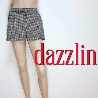 dazzlin - 超小尻♪ダズリン カジュアル ストレッチショートパンツ♡ジルスチュアート ザラ