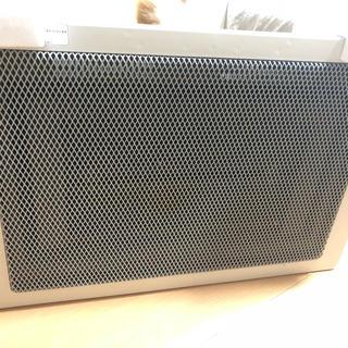 MUJI (無印良品) - 無印 遠赤外線パネルヒーター
