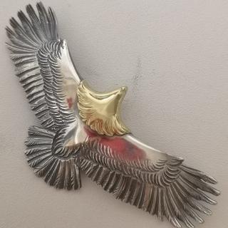 鷲眼 金頭 腹金メタル 大イーグル 1991年号 雛スタンプ