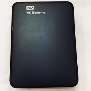 アイオーデータ(IODATA)の外付けHDD 外付けハードディスク 2TB ポータブルハードディスク(PC周辺機器)