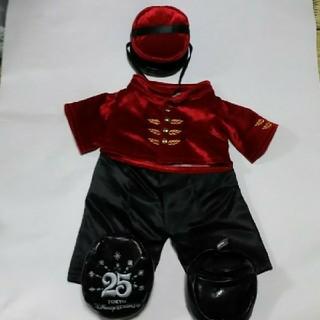 ダッフィー - ダッフィー  25周年  コスチューム