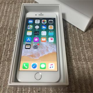アイフォーン(iPhone)のiPhone6 au 16GB 値下げ致しました。(スマートフォン本体)