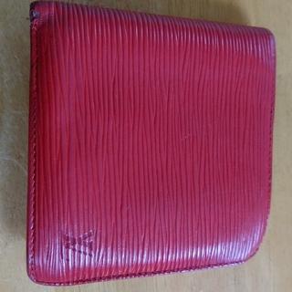 ルイヴィトン(LOUIS VUITTON)のルイヴィトン エピ二つ折り財布(財布)