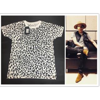 サンローラン(Saint Laurent)の新品 サンローラン ベイビーキャット Tシャツ 3代目 g-dargon 着用(Tシャツ/カットソー(半袖/袖なし))