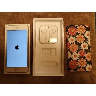 アイフォーン(iPhone)の激レア☆iPhone 6 Plus Gold 64 GB iOS8.4.1(スマートフォン本体)