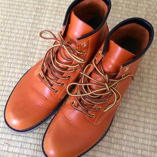 ゴールデンリトリバー(Golden Retriever)のGolden Retriever 革靴 26(その他)