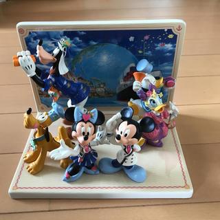 Disney - ディズニーシー5周年置物