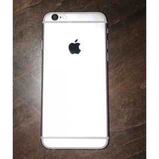 アイフォーン(iPhone)の美品 iPhone6 本体(スマートフォン本体)