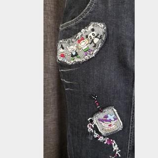 アルベロ(ALBERO)の可愛い刺繍の確認用 アルベロベロ(ロングスカート)