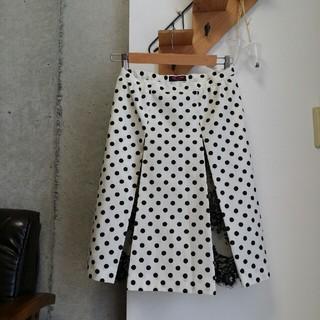 ユキトリイインターナショナル(YUKI TORII INTERNATIONAL)の美品 ユキトリイ スカート(ひざ丈スカート)
