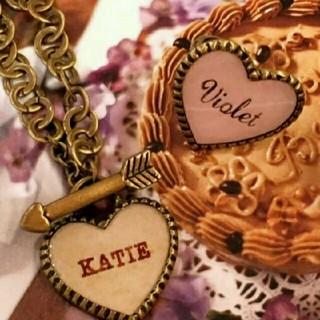 ケイティー(Katie)のKatie ハートリング(リング(指輪))