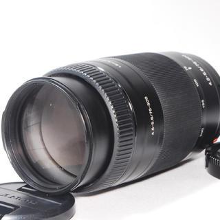 ソニー(SONY)の⭐︎実用品⭐︎SONY 75-300mm F4.5-5.6 MACRO⭐︎  (レンズ(ズーム))