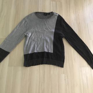 アルマーニエクスチェンジ(ARMANI EXCHANGE)のサマーセーター?(Tシャツ/カットソー(七分/長袖))