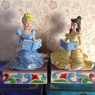 ディズニー(Disney)の海外 トラディション 美女と野獣 ベル シンデレラ ジムショア  エネスコ(その他)