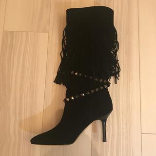 マノロブラニク(MANOLO BLAHNIK)の正規品 Manolo Blahnik ブーツ(ブーツ)