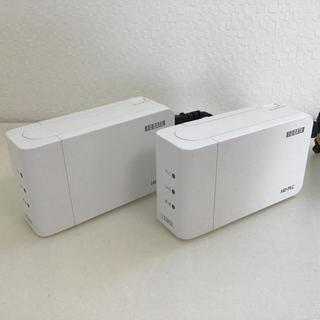 アイオーデータ(IODATA)の☆I・O DATA  アイ・オ データー  PLCアダプター☆(PC周辺機器)