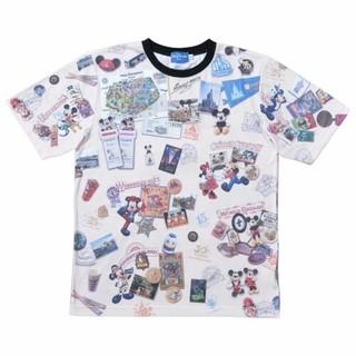 ディズニー(Disney)のディズニー 35周年 Tシャツ LLサイズ(Tシャツ(半袖/袖なし))