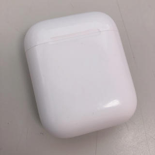 Apple - airpods(ケースのみ)