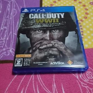 PlayStation4 - PS4 COD WW2