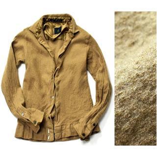 アトウ(ato)の◇[ アトウ / ato ] ふわふわ ウール シャツジャケット 44 レディー(シャツ/ブラウス(長袖/七分))
