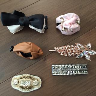 スリーコインズ(3COINS)のヘアアクセサリー セット売り 色々✩⃛(バレッタ/ヘアクリップ)