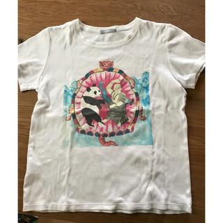アレキサンダーマックイーン(Alexander McQueen)のBonds with Designers ISETAN Tシャツ(Tシャツ(半袖/袖なし))