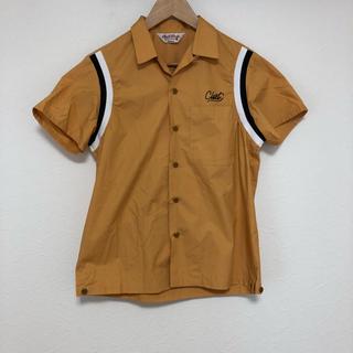 クラクト(CLUCT)のCLUCT ボーリングシャツ Mサイズ(Tシャツ/カットソー(半袖/袖なし))