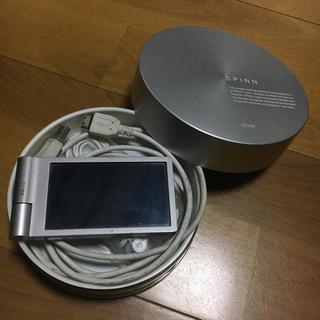 アイリバー(iriver)のirver SPINN 8GB 大幅値下げ(ポータブルプレーヤー)