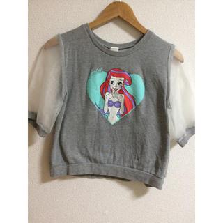ディズニー(Disney)のアリエル Disney(Tシャツ(半袖/袖なし))