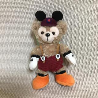 Disney - ダッフィー ハロウィン ぬいぐるみバッジ