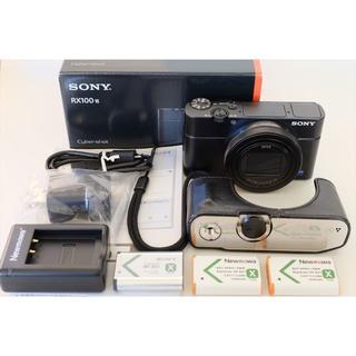 SONY - SONY Cyber-shot DSC-RX100M6