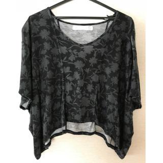 アンドエヌ(and N)のTシャツ 黒 (5-five)(Tシャツ(半袖/袖なし))