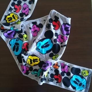 Disney - Disney フード付きマフラータオル