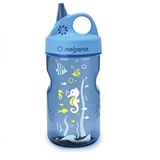 ナルゲン(Nalgene)のナルゲン nalgene ウォーターボトル 子供用 キッズ タツノオトシゴ(登山用品)
