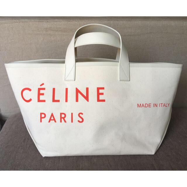 24f7347e1a57 celine - CELINE☆2018年新作☆メイドイントート☆スモールの通販 by ...