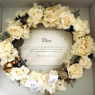 Dior - ディオール プレミアムフラワーギフト