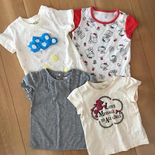 サンカンシオン(3can4on)のTシャツ4枚セット80(Tシャツ)