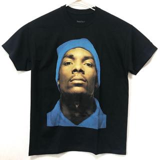 スヌープドッグ(Snoop Dogg)の超ビッグシルエット ☆ 新品 SNOOP DOGG Tシャツ 3X 黒(Tシャツ/カットソー(半袖/袖なし))