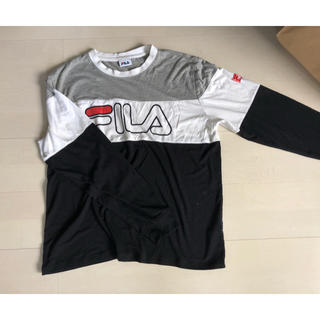 フィラ(FILA)のFILA トップス(トレーナー/スウェット)