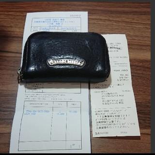 Chrome Hearts - クロムハーツ コインケース サファイアカスタム 原本付き 財布 小銭入れ