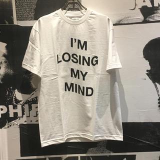 アンチ(ANTI)のSALE! ASSC Losin mind Tee WHITE 希少(Tシャツ/カットソー(半袖/袖なし))