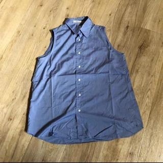 インディヴィジュアライズドシャツ(INDIVIDUALIZED SHIRTS)のインディヴィジュアライズドシャツ ノースリーブシャツ(シャツ/ブラウス(半袖/袖なし))