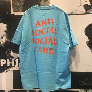 アンチ(ANTI)のSALE! ASSC PACIFIC BLUE TEE 希少 (Tシャツ/カットソー(半袖/袖なし))