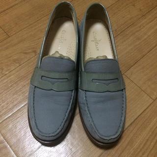 コールハーン(Cole Haan)のコールハーン 7 1/2 スエードローファー(ローファー/革靴)