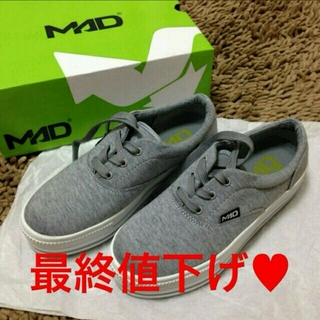 MAD FOOT(マッドフット)のMAD FOOT 厚底スニーカー レディースの靴/シューズ